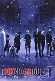 Tokyo Ghoul: Root A Poster