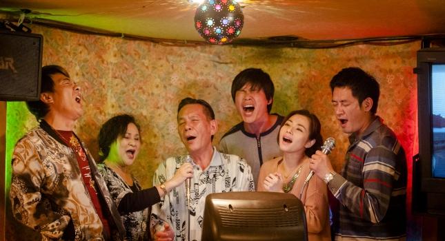 Leon Dai, Shao-hua Lung, Tammy Chen, Yu-Shan Kao, Teng-Hui Huang, and Alex Shu-Yuan Ko in Elena (2014)