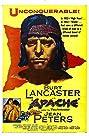 Apache (1954) Poster
