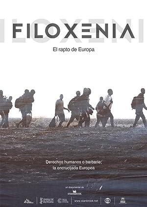 Filoxenia, el rapto de Europa