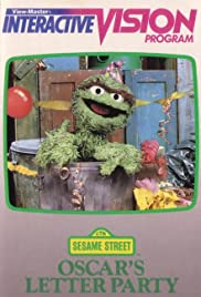 Sesame Street: Oscar's Letter Party Poster