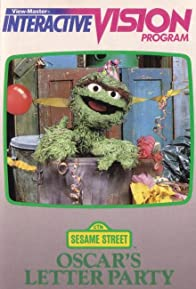 Primary photo for Sesame Street: Oscar's Letter Party