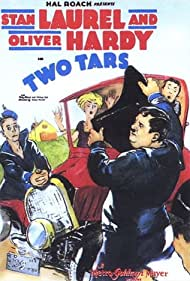 Oliver Hardy and Stan Laurel in Two Tars (1928)
