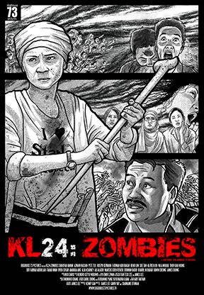 Where to stream KL24: Zombies