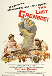 The Last Grenade(1970) Poster - Movie Forum, Cast, Reviews