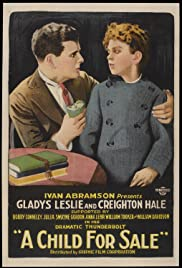 A Child for Sale Poster