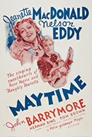 Nelson Eddy and Jeanette MacDonald in Maytime (1937)