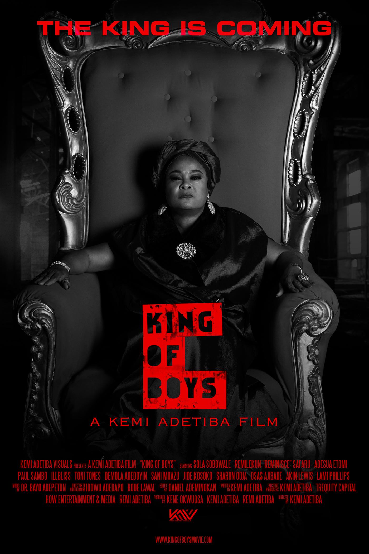 King of Boys (2018) - IMDb