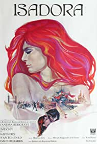 Isadora (1969) Poster - Movie Forum, Cast, Reviews