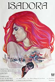 Isadora (1968) Poster - Movie Forum, Cast, Reviews