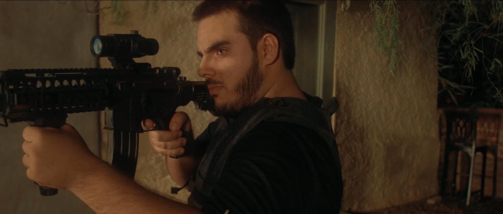 Alex Martinez in Garcia 2: The Rebirth (2020)