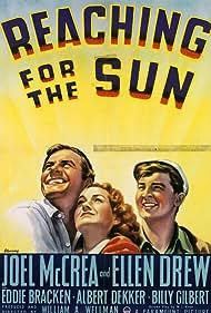 Eddie Bracken, Ellen Drew, and Joel McCrea in Reaching for the Sun (1941)