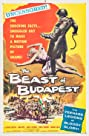 The Beast of Budapest (1958) Poster