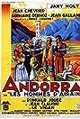 Andorra ou les hommes d'Airain (1942) Poster