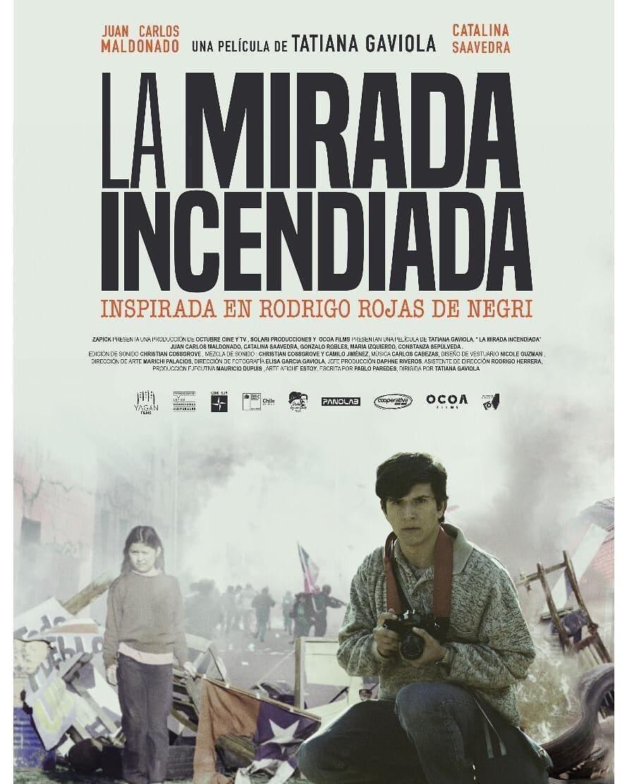 La Mirada Incendiada (2021) - IMDb