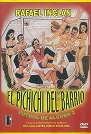 El pichichi del barrio Poster