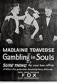 Gambling in Souls Poster