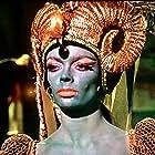 Barbara Steele in Curse of the Crimson Altar (1968)