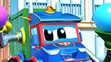 Summer: Falling in the ball pit!/Rubber ducks and garbage truck!/The Racer stole chocolate/Trouble at the Farm