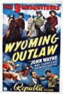 Wyoming Outlaw (1939) Poster