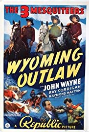 Wyoming Outlaw Poster