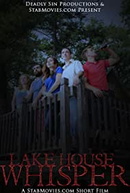 Ryanne Harms, William Variz, Mark Haggett, and Dave Allen in Lake House Whisper (2018)