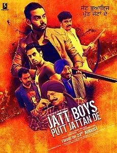 Jatt Boys Putt Jattan De in hindi 720p