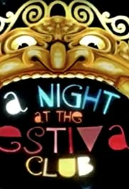 A Night at the Festival Club Poster