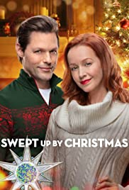 Swept Up by Christmas Poster