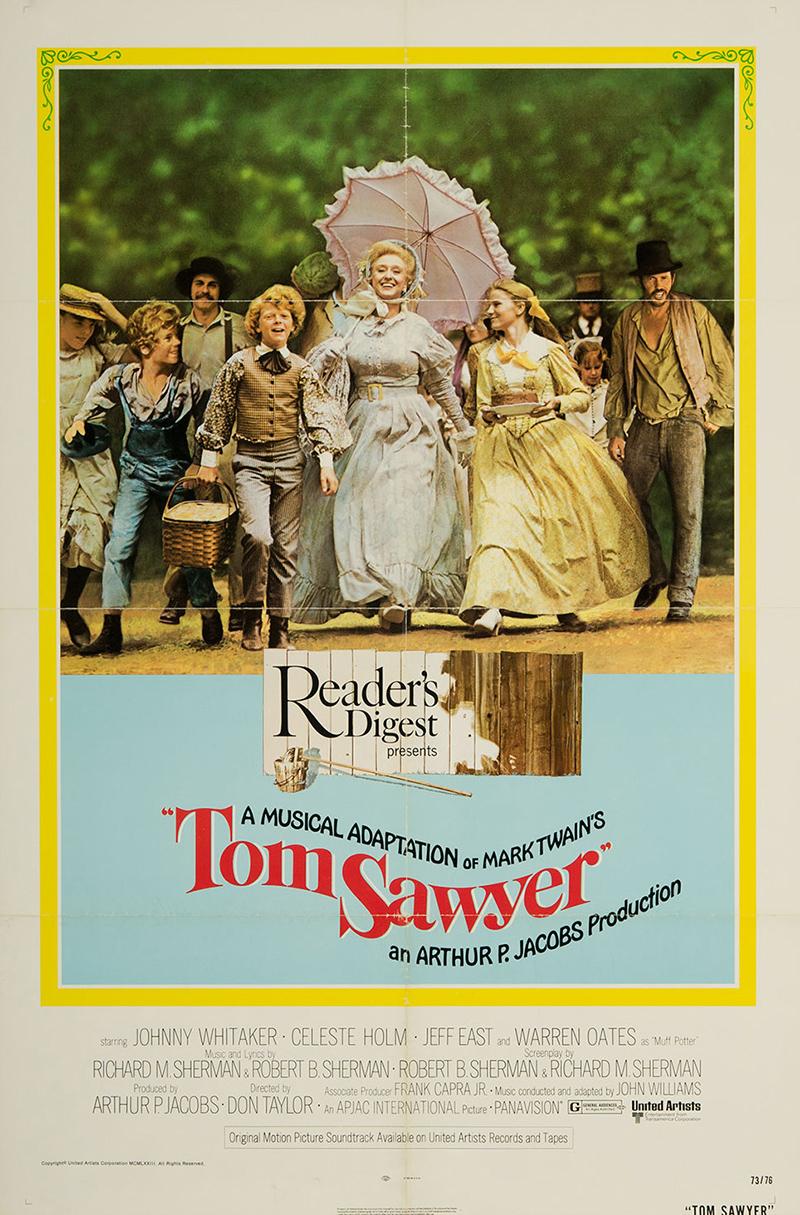 Tom Sawyer (1973) - IMDb