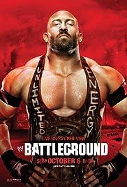 WWE Battleground Poster
