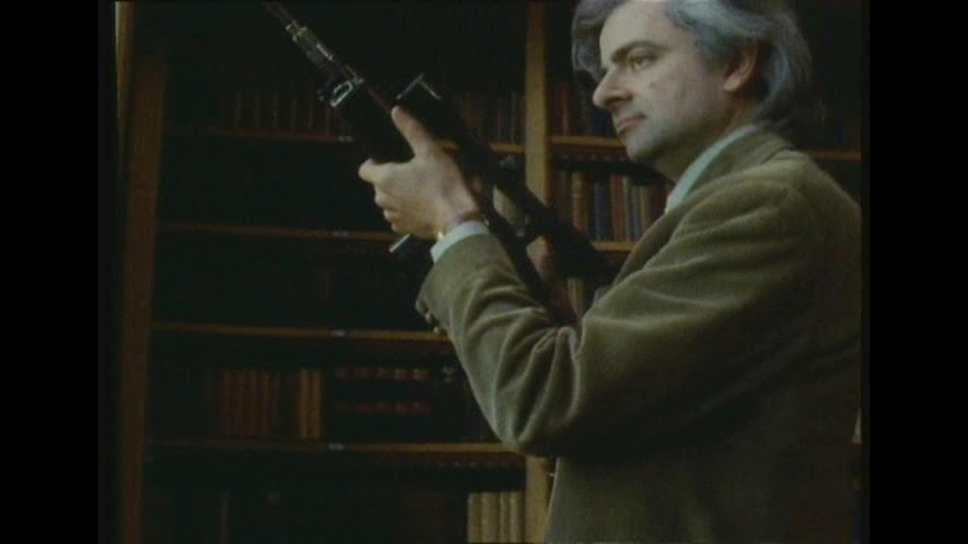 Rowan Atkinson in Funny Business (1992)