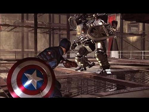 Captain America: Super Soldier (VG)