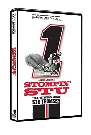Stompin' Stu: The Story of BMX Legend Stu Thomsen Poster