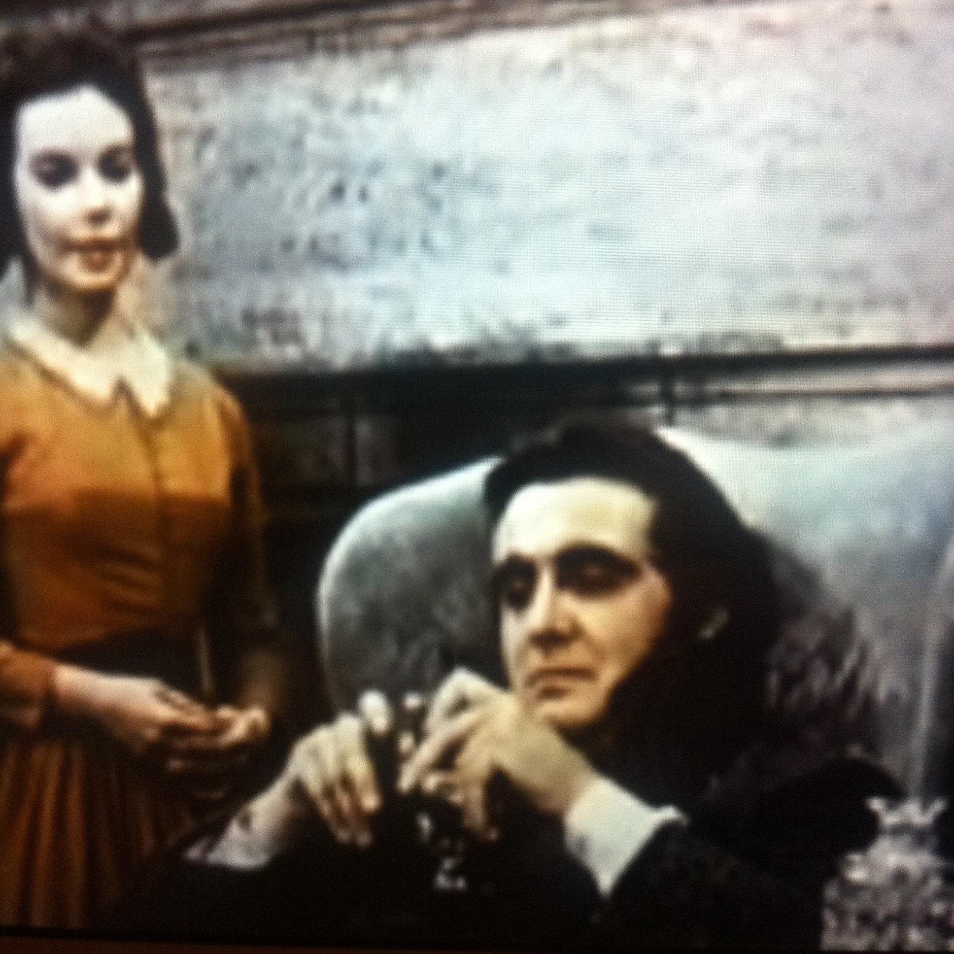 Patrick Macnee and Joan Elan in Matinee Theater (1955)