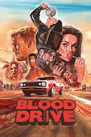 Blood Drive S1