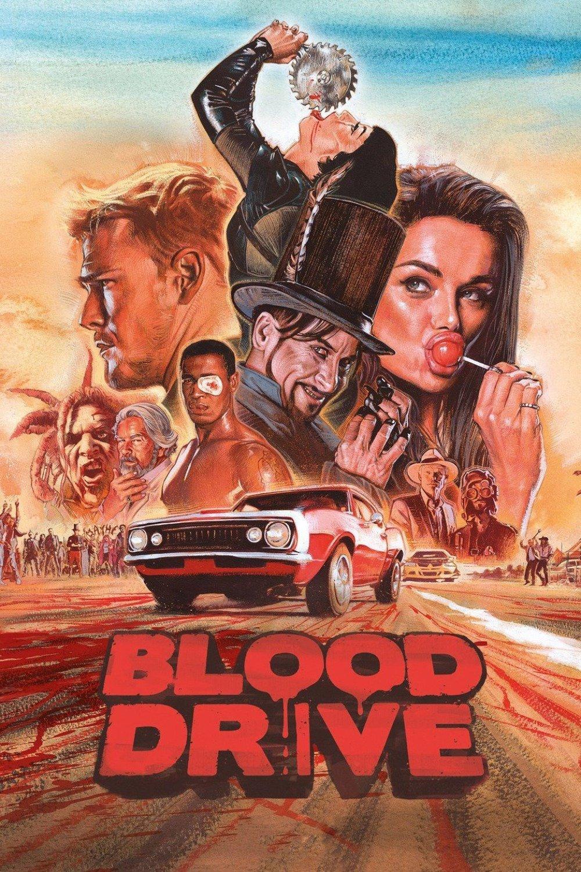 Blood Drive Season 1 480p & 720p