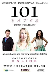 Emma Olsen, Sarah Harpur, and Jacob Rosevear in 101 Dates (2010)