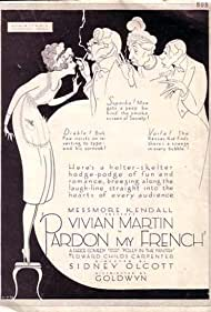 Nadine Beresford, Vivian Martin, Thomas Meegan, and George Spink in Pardon My French (1921)