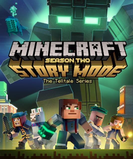 Minecraft Story Mode Season 2 Video Game 2017 Imdb