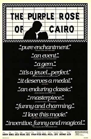 The Purple Rose of Cairo Poster Image
