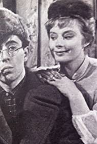 Brian Bedford and Elvi Hale in ITV Television Playhouse (1955)