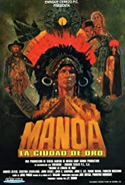 Manoa, the City of Gold Poster