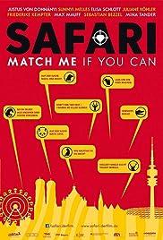 Safari: Match Me If You Can Poster