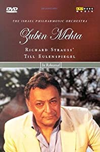 In Rehearsal: Zubin Mehta with the Israel Philharmonic Orchestra