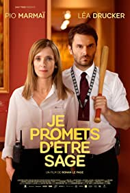 Léa Drucker and Pio Marmaï in Je promets d'être sage (2019)