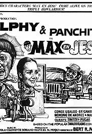 Max en Jess Poster