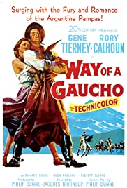 Way of a Gaucho (1952) 1080p