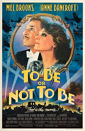 To Be or Not to Be Poster Image