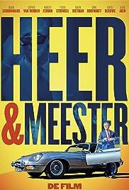 Heer & Meester de Film Poster